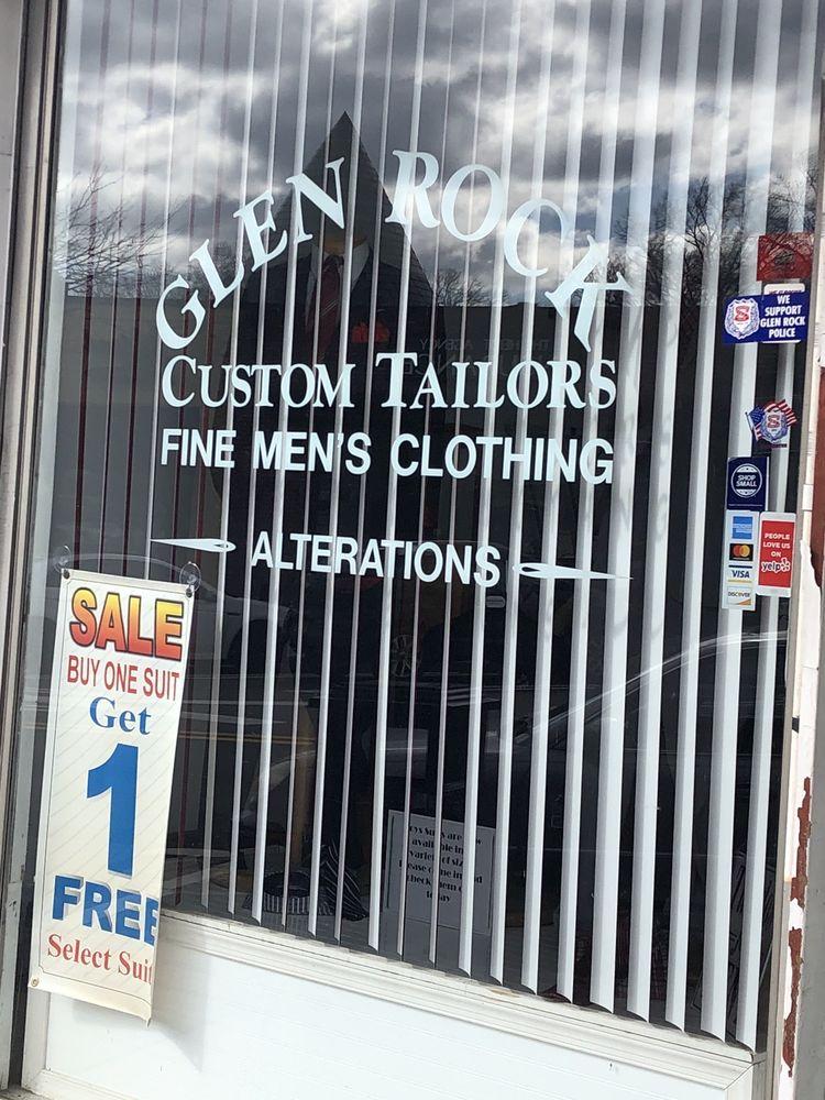 Glen Rock Alterations & Menswear: 227 Rock Rd, Glen Rock, NJ