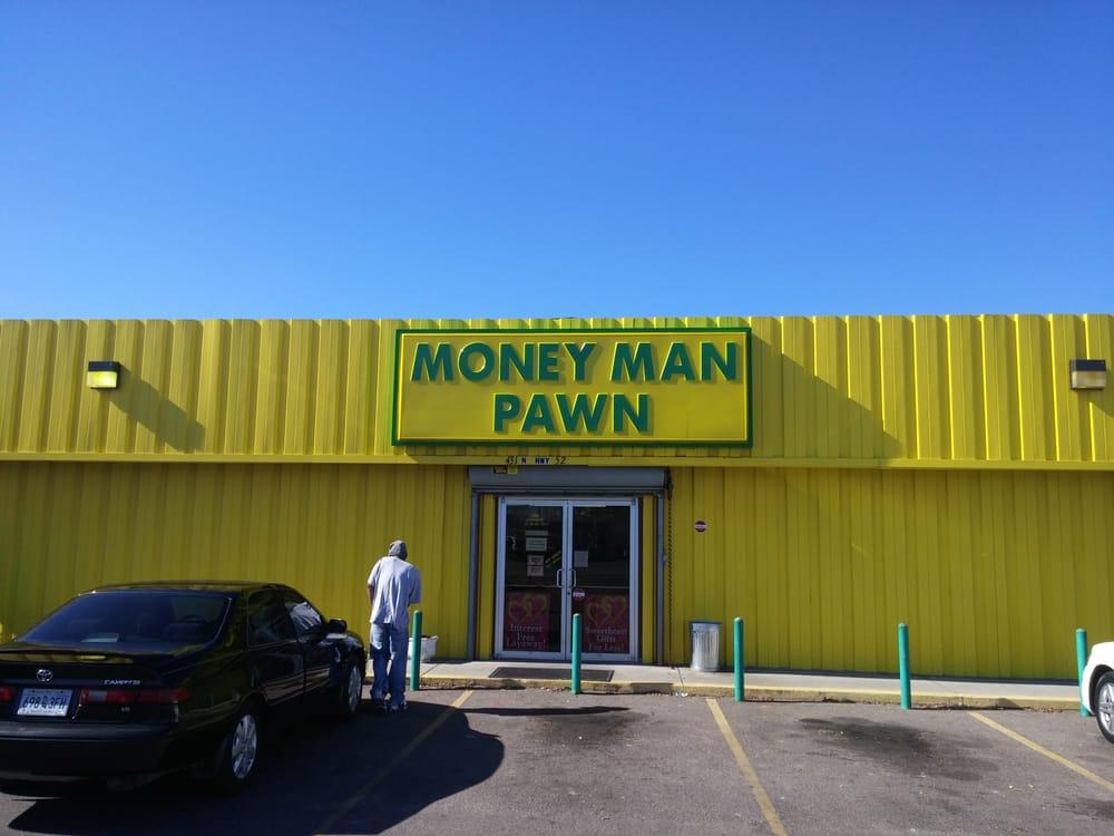 Money Man Pawn: 305 N Highway 52, Moncks Corner, SC