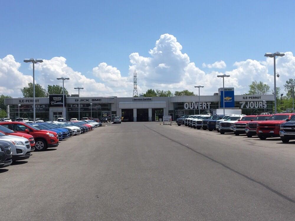 Chevrolet Ile Perrot >> Photos For Cadillac Chevrolet Buick Gmc De L Ile Perrot