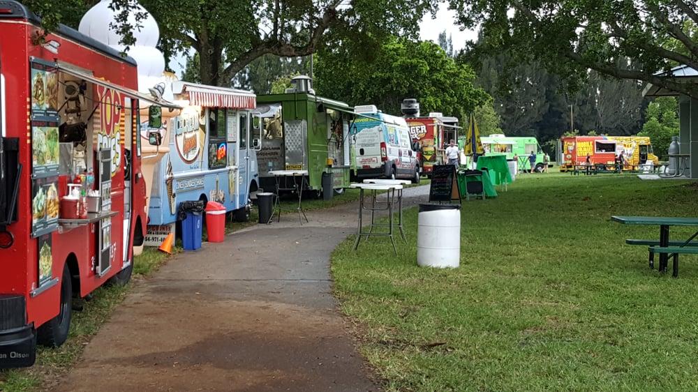 Yelp Palate Food Truck