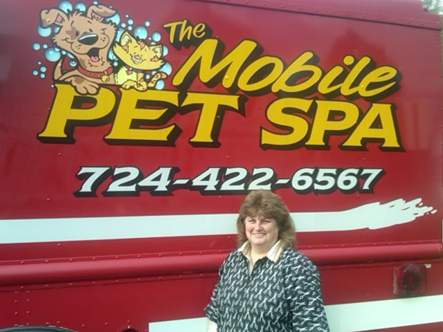 The Mobile Pet Spa: 132 Stewart Run Rd, Indiana, PA