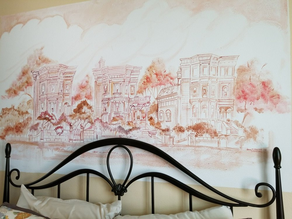 The Hotel Mayflower