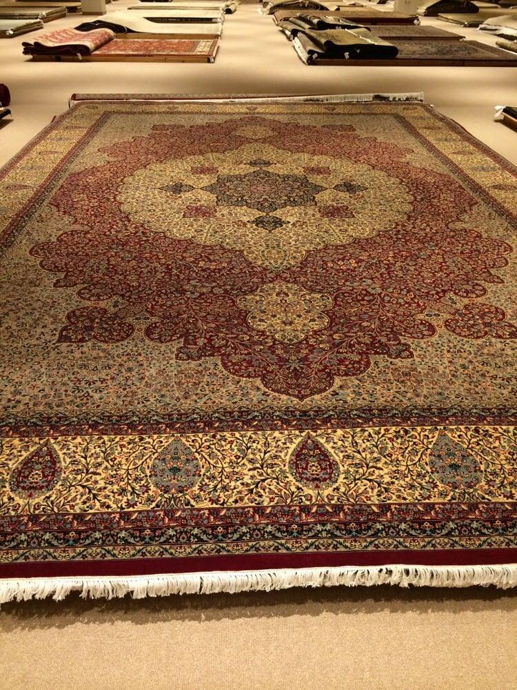 Zaki Oriental Rugs Carpeting 600 S Main St High Point