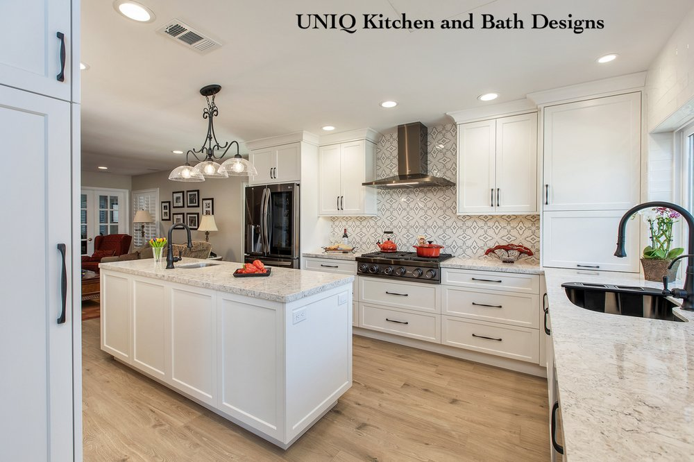 UNIQ Kitchen and Bath Designs