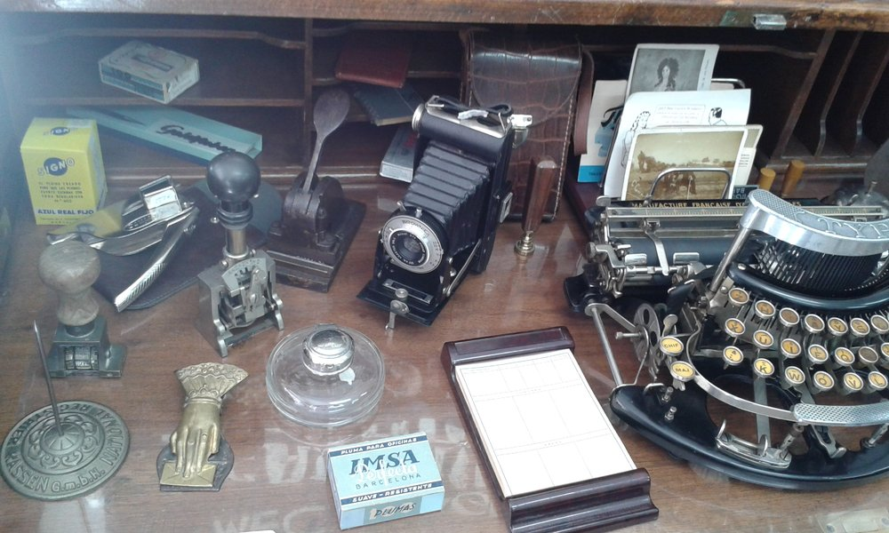 Antigüedades de Oficina