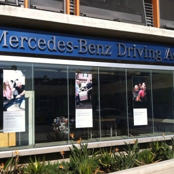 Mercedes benz driving academy closed 14 photos for Mercedes benz driving school los angeles