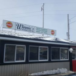 Photo Of Winnies Restaurant Dairy Bar Presque Isle Me United States