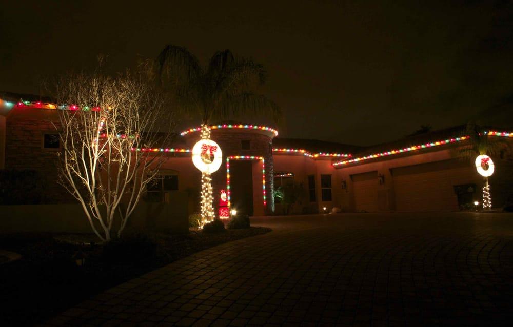 AZ Christmas Lighting