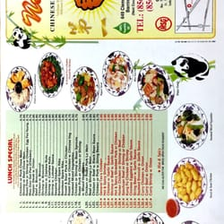 No 1 Chinese Food Take Out Cocina China 649 Clements