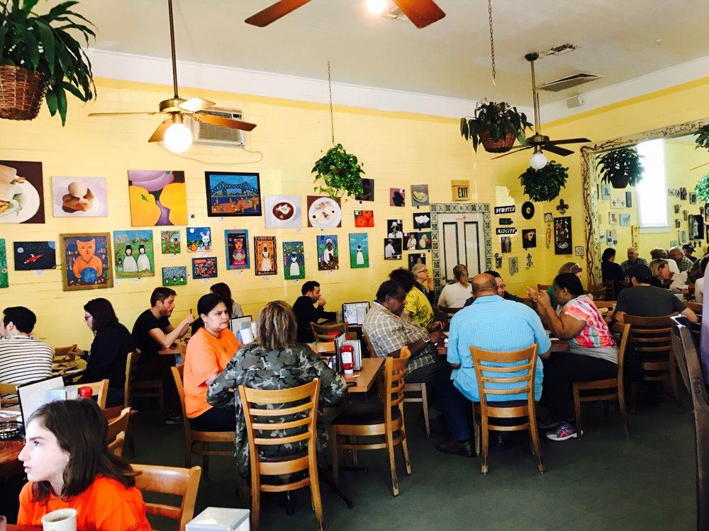 Panola St Cafe