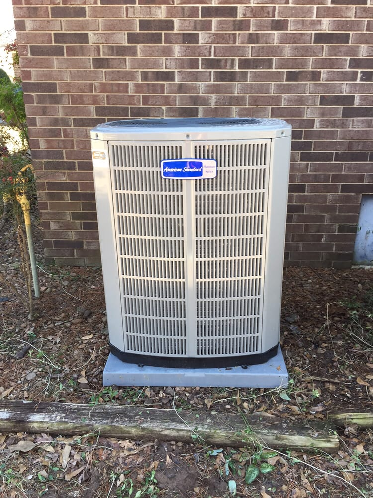 Rood Heating & Cooling: 4810 W Main St, Russellville, AR
