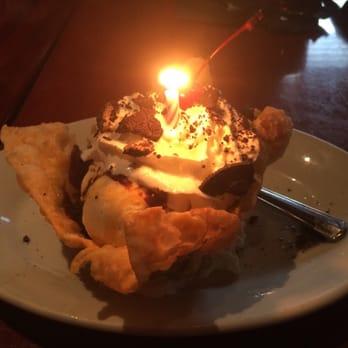 Birthday Wonton Sundae Yelp
