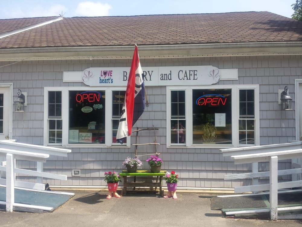 Love Heart's Bakery: 583B Bantam Rd, Litchfield, CT