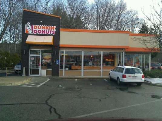 Dunkin Donuts Donuts Bedford Ma Yelp