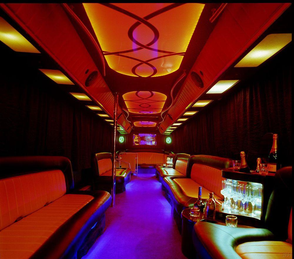 Kool Rides Party Bus