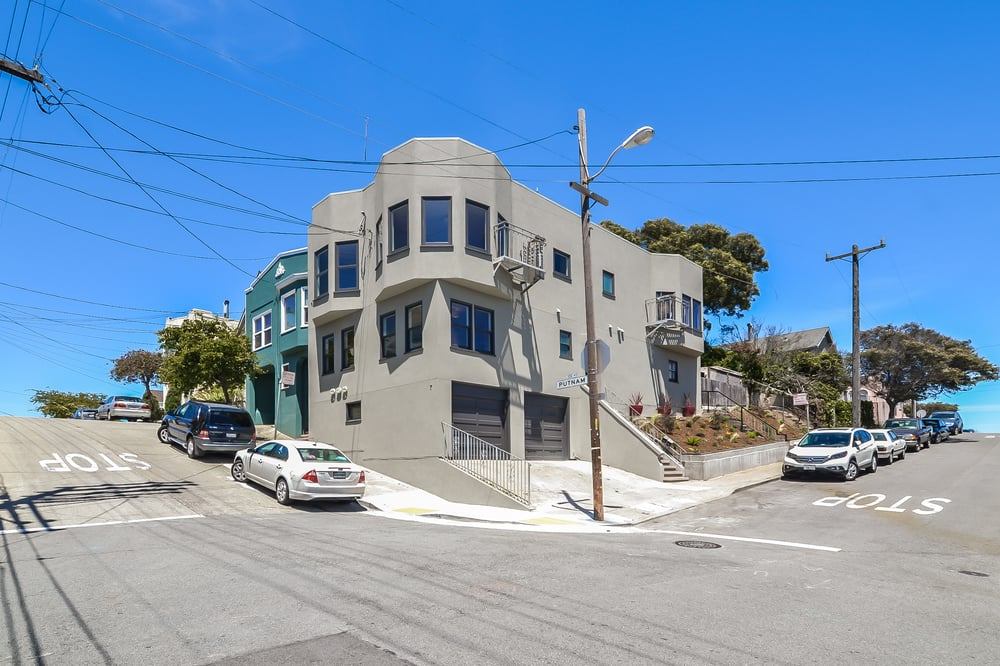 James Maxwell and Renee Gonsalves - Coldwell Banker: 2355 Market St, San Francisco, CA