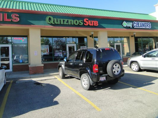 Jun 04,  · Mcd's coupons are over now so I went to Quiznos for lunch today and saw they had a new sign up. They have a different 9 inch sub for each day of the week for only $6.