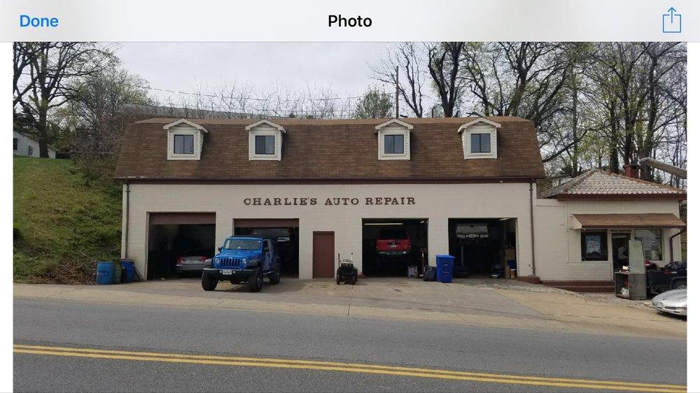 Charlie's Auto Repair: 401 S Royal Ave, Front Royal, VA