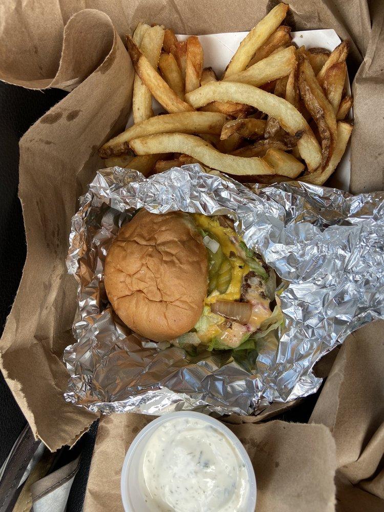 R Burger: Fayetteville, NC