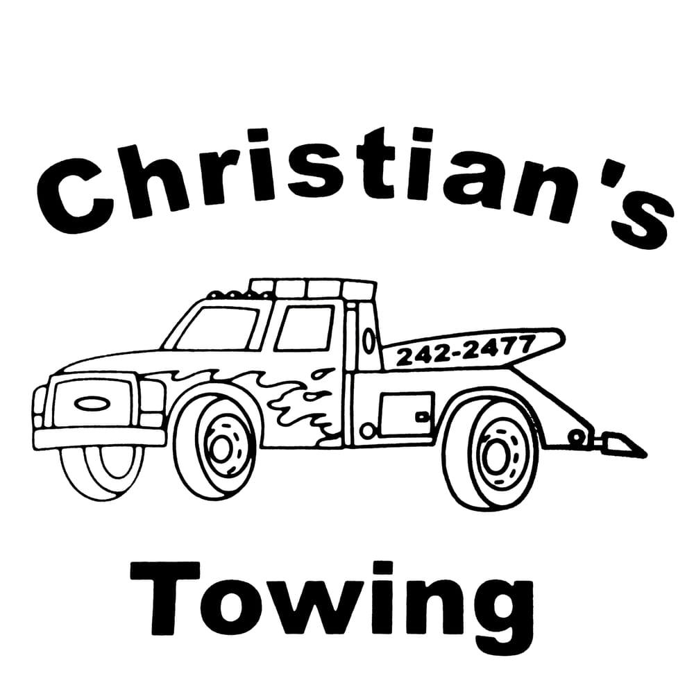 Christian's Towing & Transport: 14277 E Salem Church Rd, Mount Vernon, IL