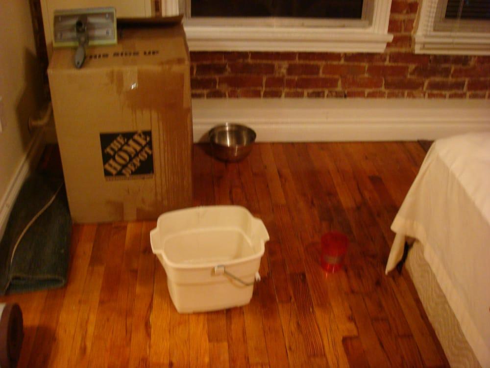 Leak 12 And 3 In Living Room Bedroom Area 901 Irolo Street Los Angeles CA 90006