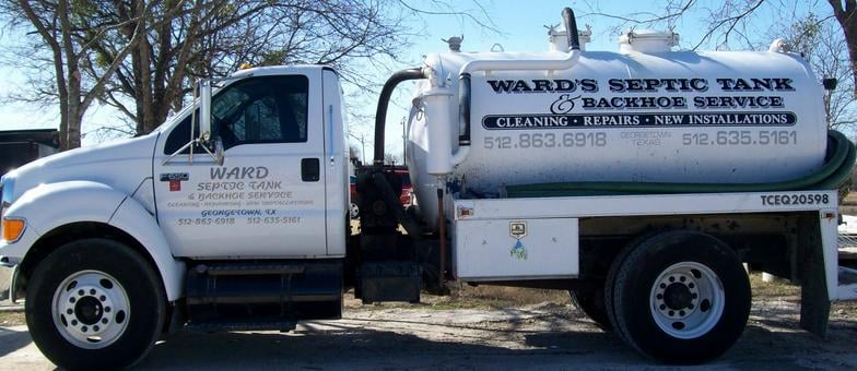 Ward Septic Tank & Backhoe Service: 10 Private Rd, Georgetown, TX