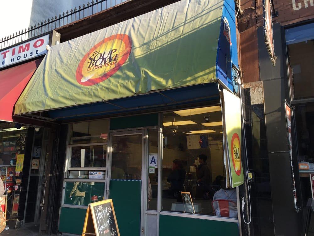 Restaurants Near Brooklyn Bowl