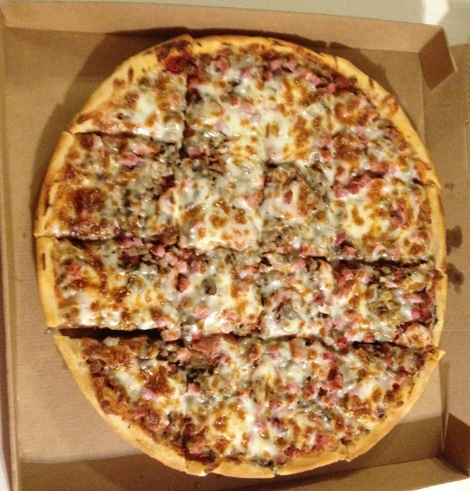 Valentino's Pizza: 201 Capitol Beach Blvd, Lincoln, NE