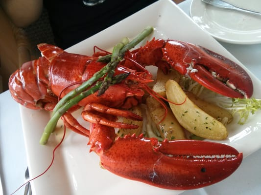 Crab Catcher Restaurant Menu