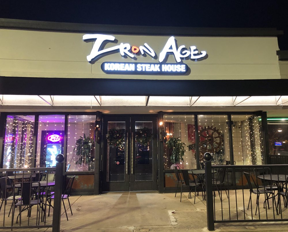 Iron Age Korean Steak House: 840 Ernest W Barrett Pkwy NW, Kennesaw, GA
