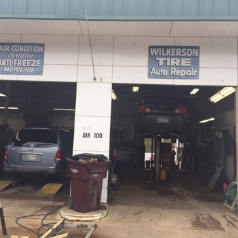 Wilkerson Tire Inc Tires 774 S Highland St Normal Station