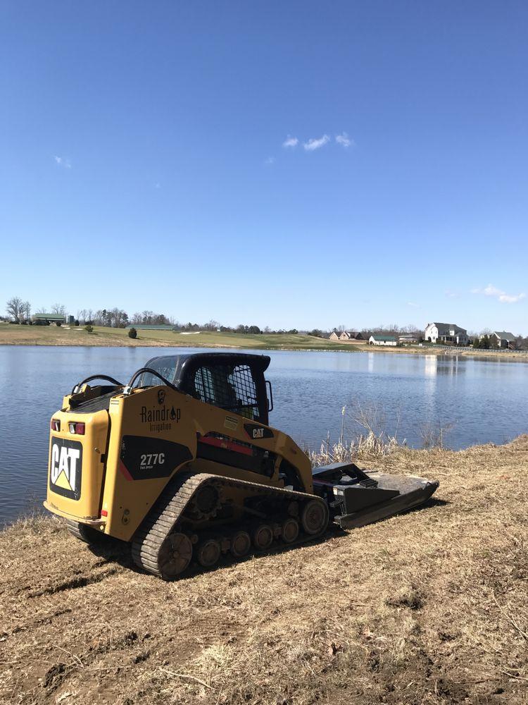 Raindrop Irrigation: 9315 Shelton Pointe Dr, Mechanicsville, VA