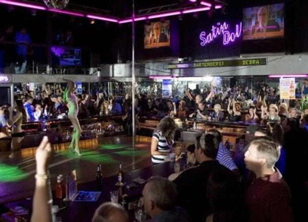 New Jersey NJ Strip Clubs, Topless
