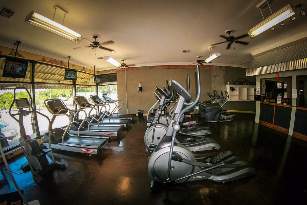 Fitness Depot: 102 Main St, Collins, MS