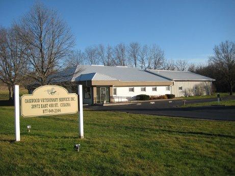 Oakwood Veterinary Service: 20972 E 450th St, Colona, IL