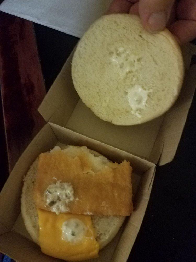McDonald's: 1100 S Mississippi, Atoka, OK