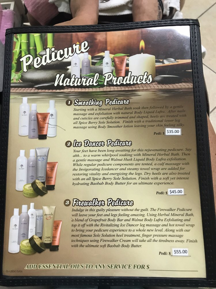 LC Nails & Spa: 358 Ritchie Hwy, Severna Park, MD