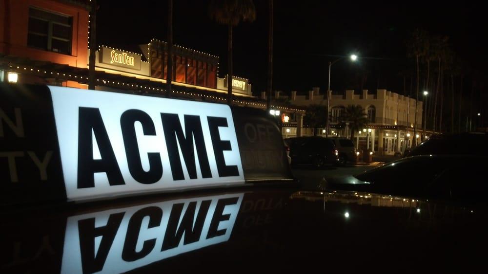 Acme Cab Company Inc