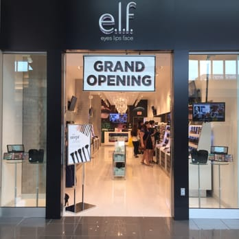 Elf makeup stores