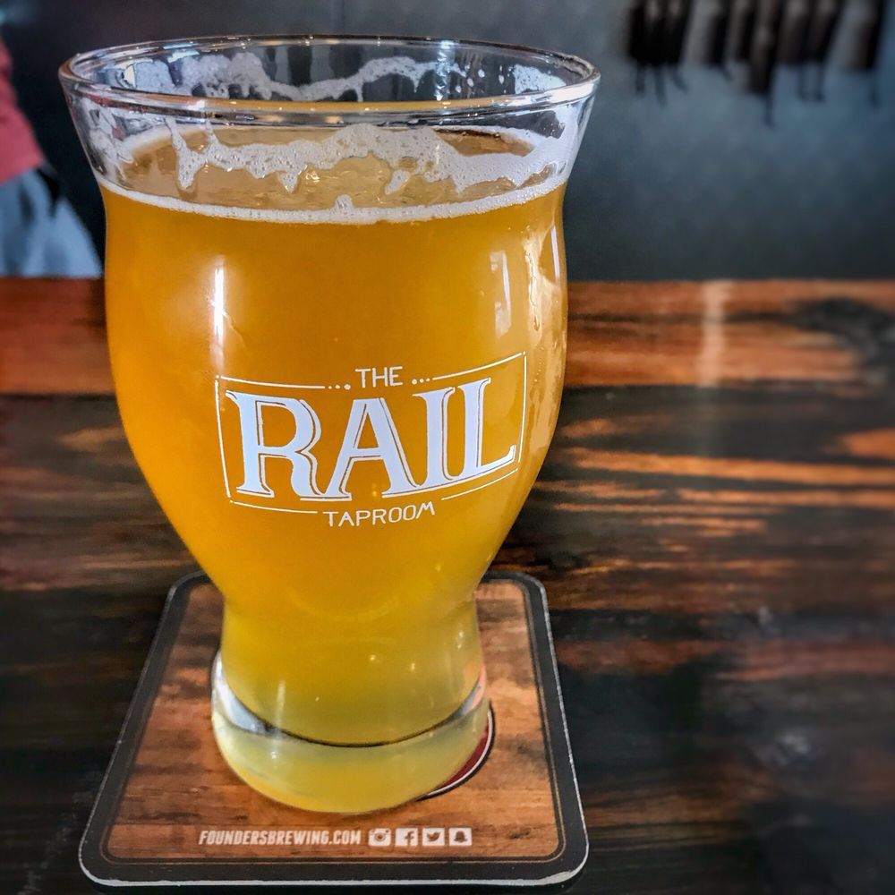 Social Spots from The Rail Taproom