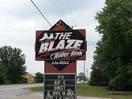 Blaze Roller Rink: 4423 N State Road 9, Greenfield, IN