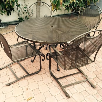 Photo Of Patio Furniture Refinishers   Santa Ana, CA, United States. I  Highly