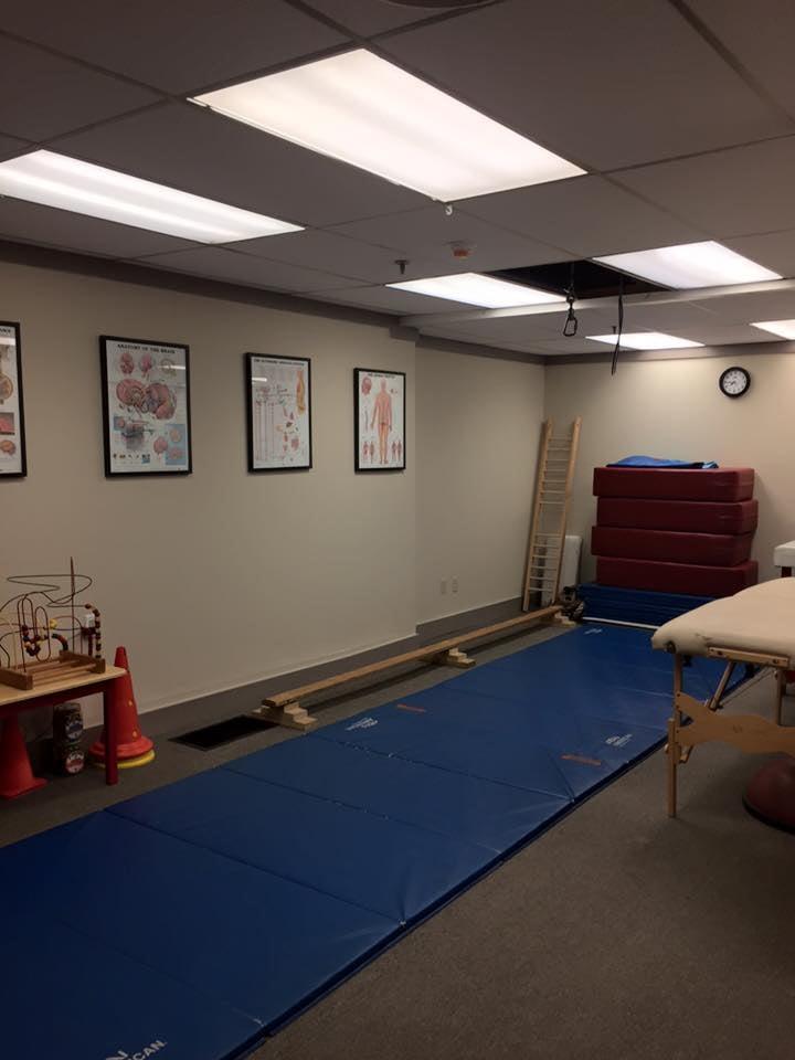 Reorganizing Room: Neurological Reorganization Room