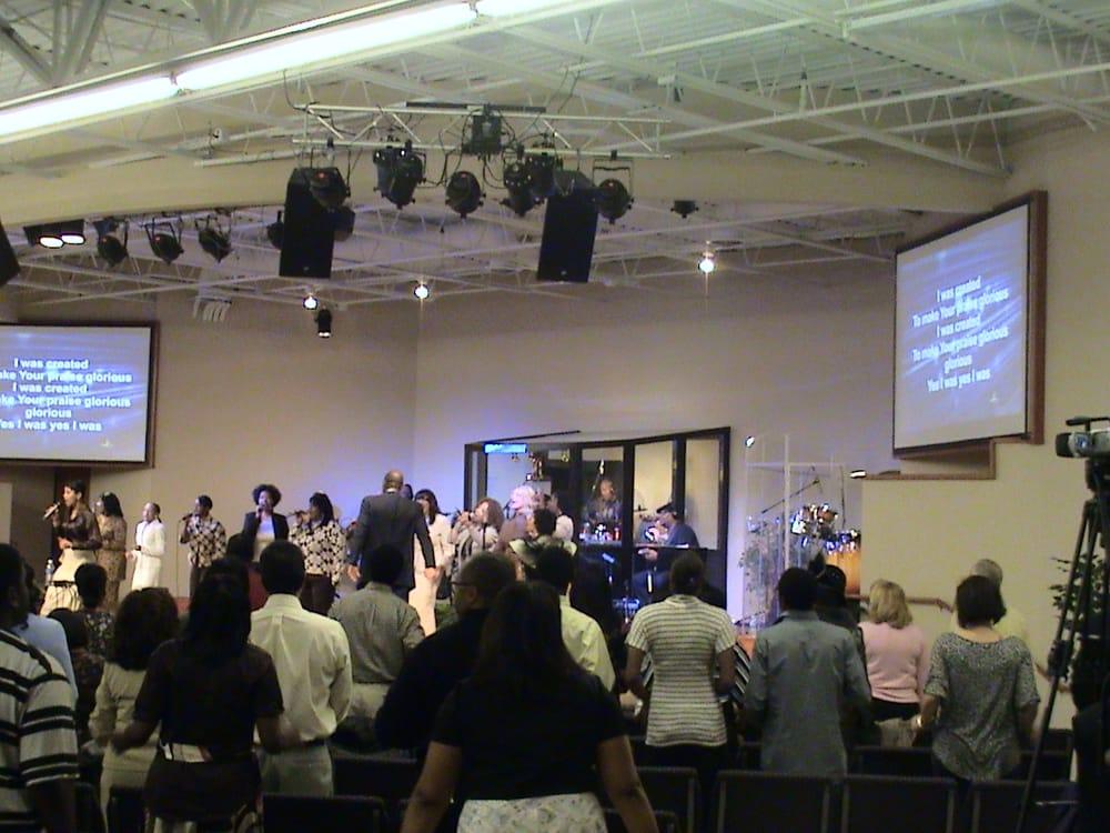 Restoration Christian Fellowship: 15632 E 6th Ave, Aurora, CO