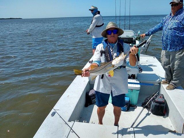 Rajun Cajun Fishin Charters: 4140 Cortez Blvd, Spring Hill, FL