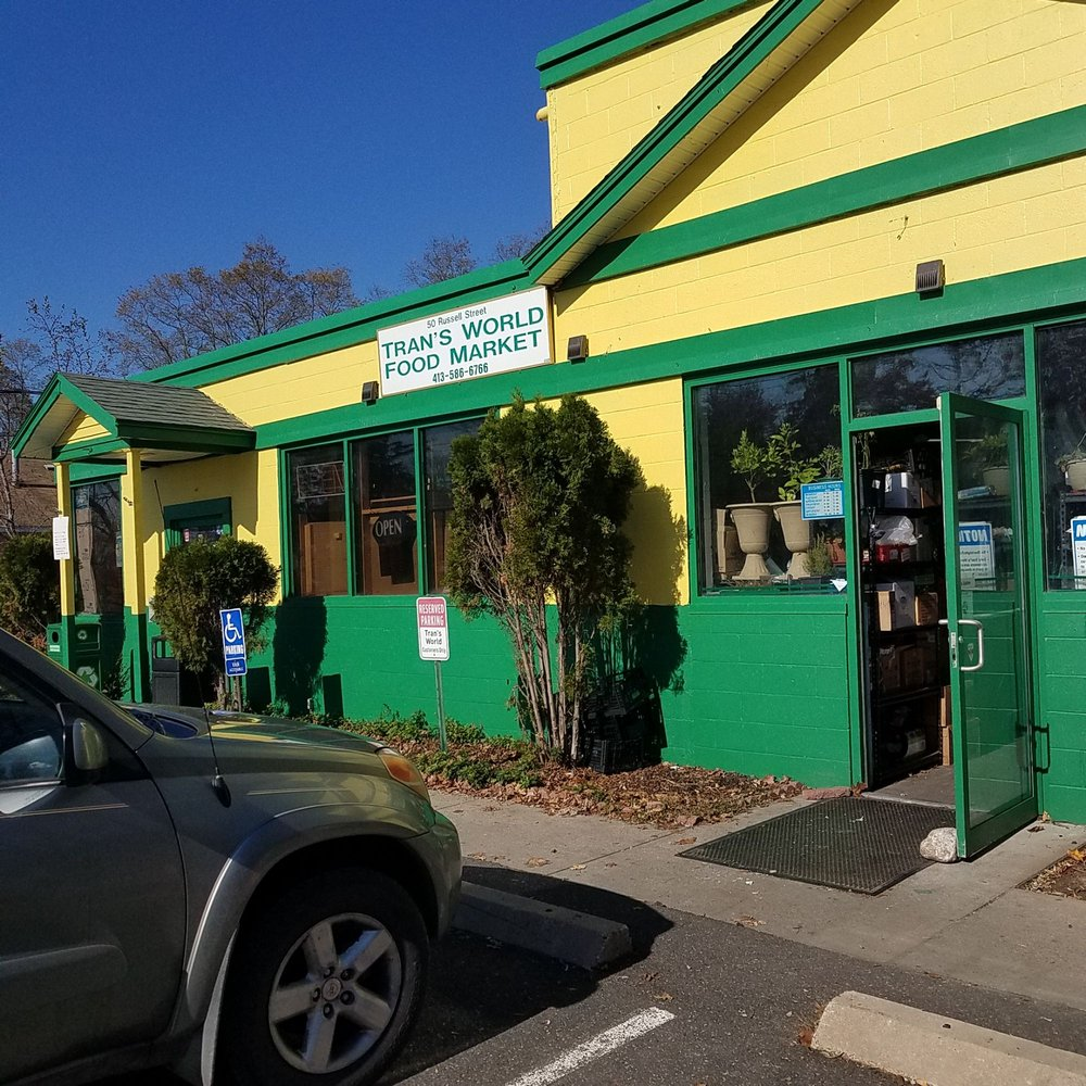 Tran's World Food Market: 50 Russell St, Hadley, MA