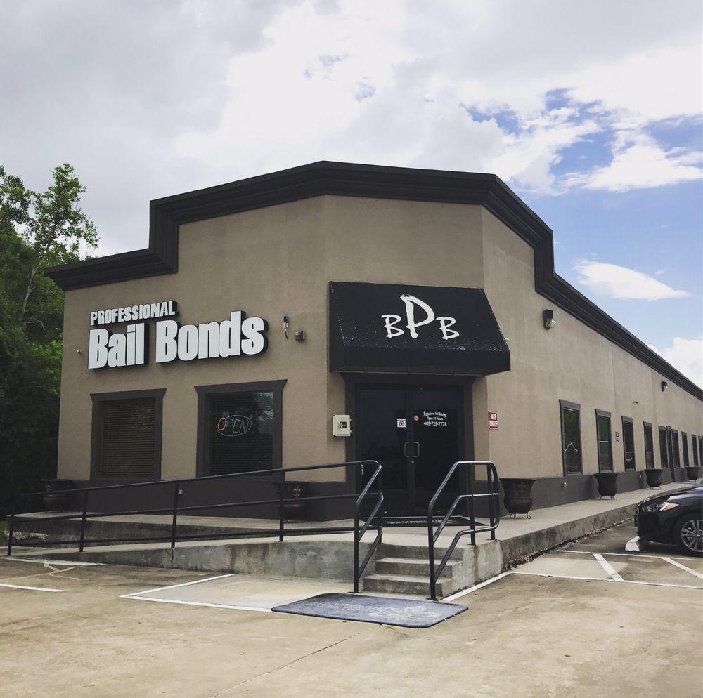 Professional Bail Bonds: 5053 Hwy 69 S, Beaumont, TX