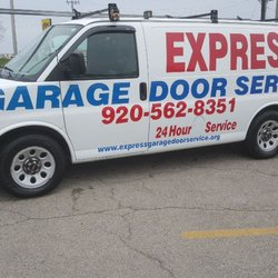 Photo Of Express Garage Door Service   Green Bay, WI, United States. Our