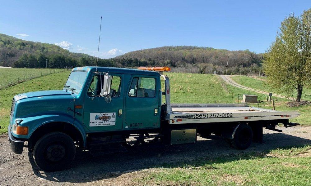 Road Rescue & Recovery: Maynardville, TN