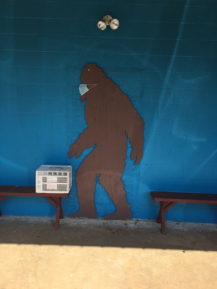 Bigfoot Flea Market: 1563 Hwy 65 S, Clinton, AR